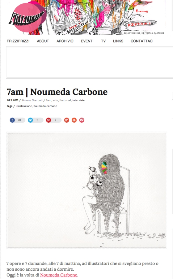 #illustration#FrizziFrizzi#noumeda#feature
