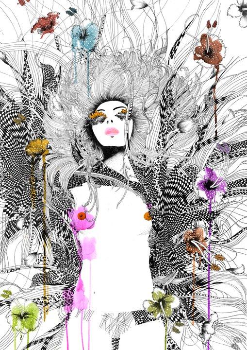 #merit #award#noumeda#illustration