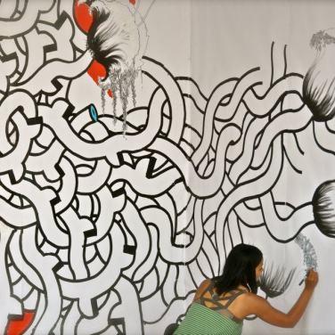 noumeda street art photo by urban existenz90_n