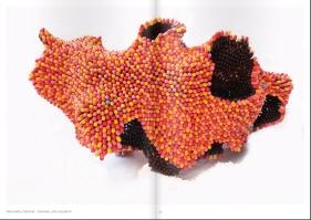 pills sculpture by Noumeda Carbone