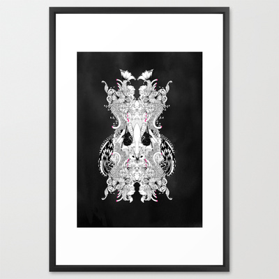 #illustration#home decor#TEES#pillow#textiles#Prints#drawing #Noumeda #Carbone