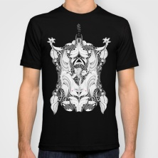 T-Shirt by Noumeda Carbone http://society6.com/noumeda/The-Garden-17_T-shirt#11=49&4=75