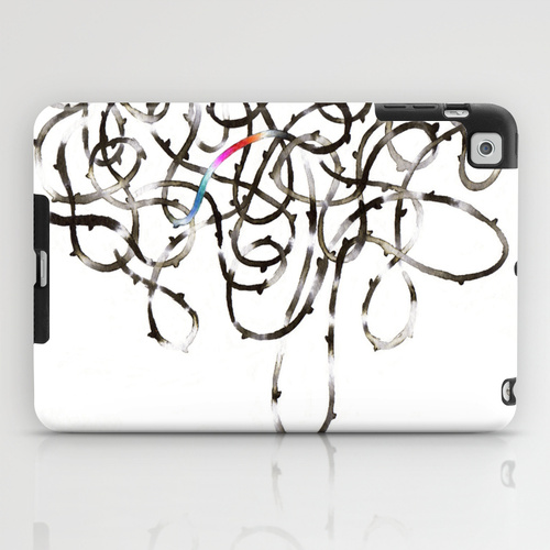 IPHONE & IPOD CASES by Noumeda Carbone http://society6.com/noumeda/cases