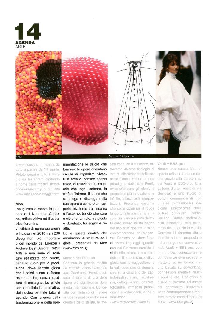 Prato #Art# Review - #Noumeda