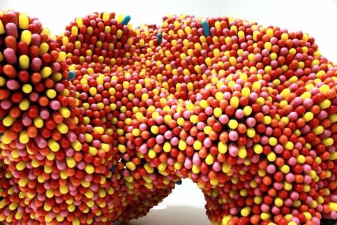 "Bitter #Pills"" MOO Art Gallery #Pill #sculptures by #Noumeda Carbone 08.03 - 24.04 2014."