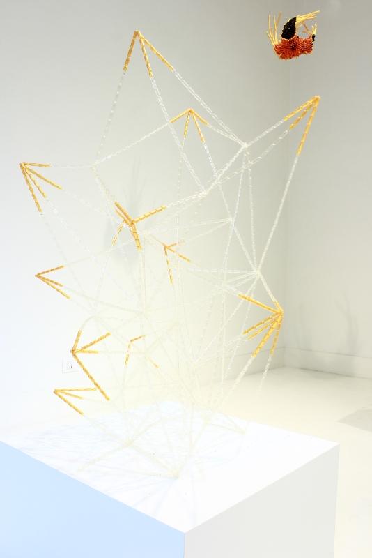 "Bitter Pills"" MOO Art Gallery Pill sculptures by Noumeda Carbone 08.03 - 24.04 2014."