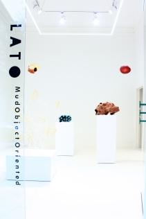 "Bitter #Pills"" MOO Art Gallery #Pill #sculptures by #Noumeda Carbone 08.03 - 24.04 2014."