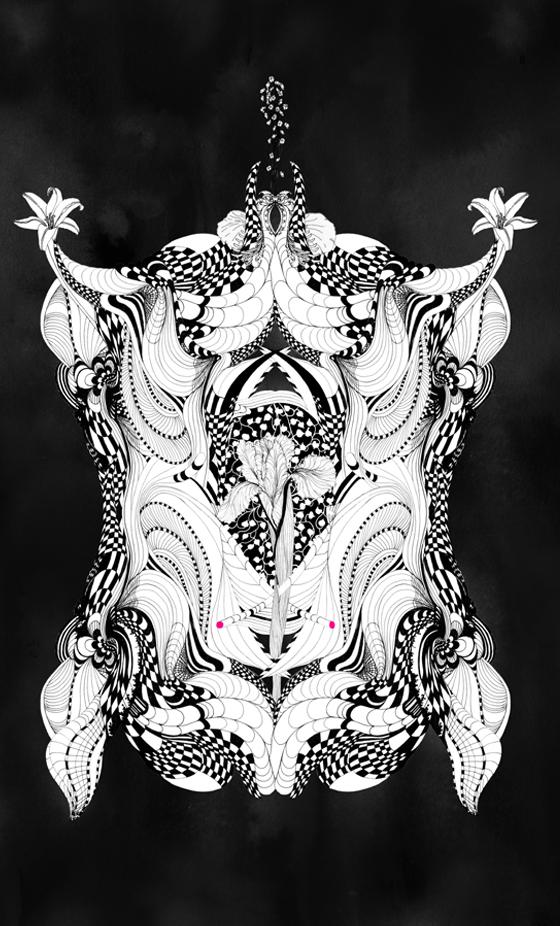 NOUMEDA CARBONE #Patternprints Journal