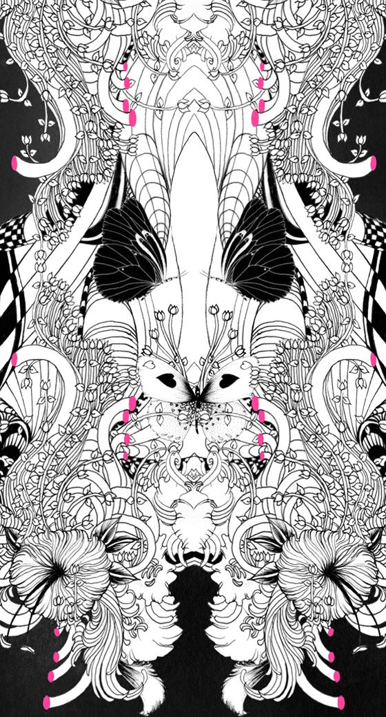 NOUMEDA CARBONE #Patternprints JournalNOUMEDA CARBONE #Patternprints Journal