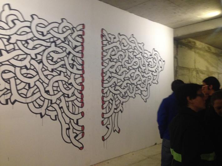 wallart,#contemporaryart, noumeda,intricate , armenia, yerevan