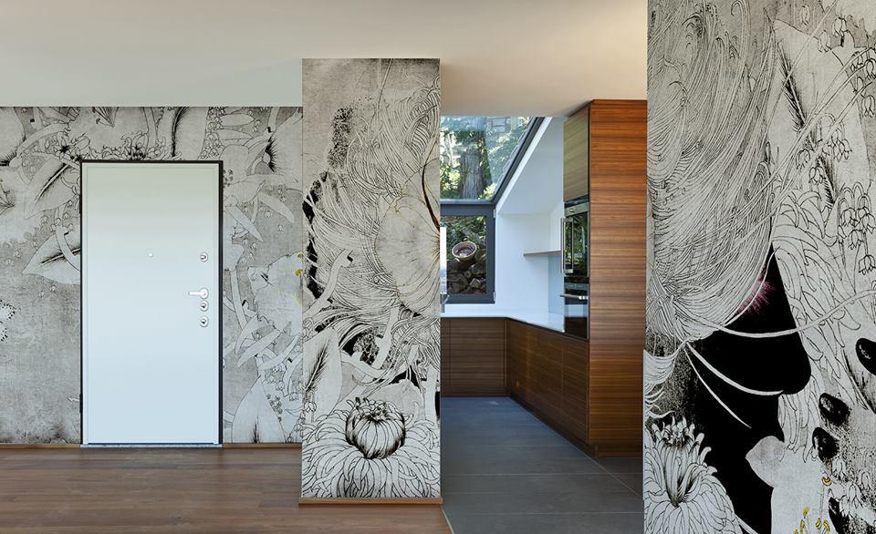#salone del mobile #noumeda #italiancustomdesign #homeaccessories #homedecor #wallart #wallpaper #momenticasa #italian #customdesign