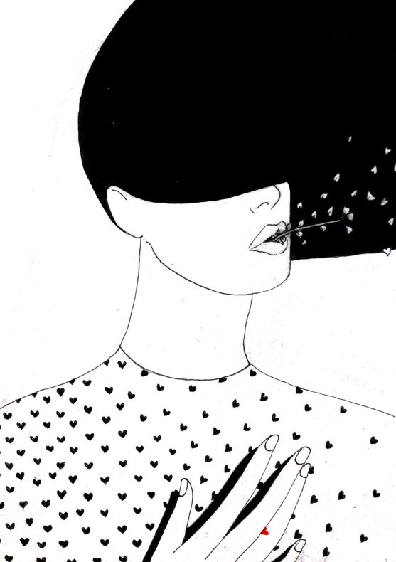 #art #noumedacarbone #gift #artgift #contemporaryflorence #Christmas #artonpaper #noumeda #illustration #postcards #minisizeart #surrealart #frenchtouch #2dart #italianartist #femalebody #femaleartist #blackandwhite #lineart #finelineart #drawing #ink #contemporarydrawing #dessincontemporain