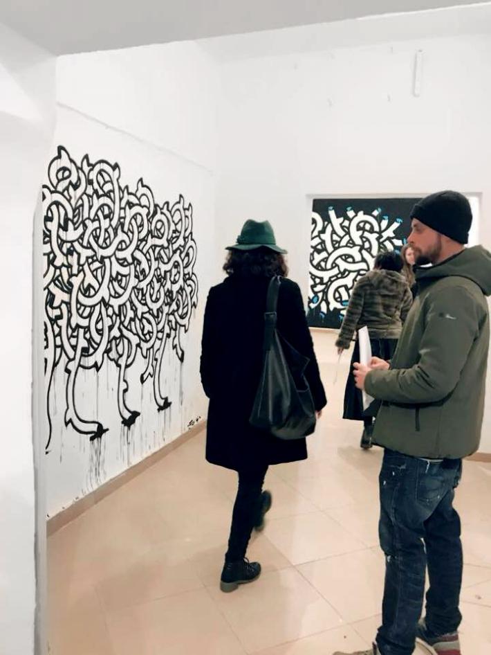 #sculpure #installation #art #contemporaryart #italianartist #acrilyc #tube #connections #blackhistorymonth #sitespecific
