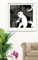 #artprint #limitededition #arredamento #decor #fashion #poster #homedecor #interiors #best illustrator #noumeda #darwingartist #poster #graphicart #